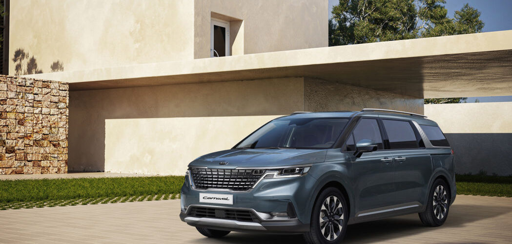 2021 Kia Sedona minivan won't look much like a minivan