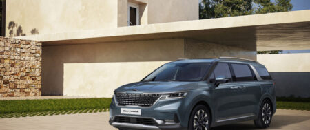 2021 Kia Sedona minivan won't look much like a minivan