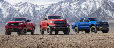 Ford Ranger Tremor reportedly coming with several off-road modifications