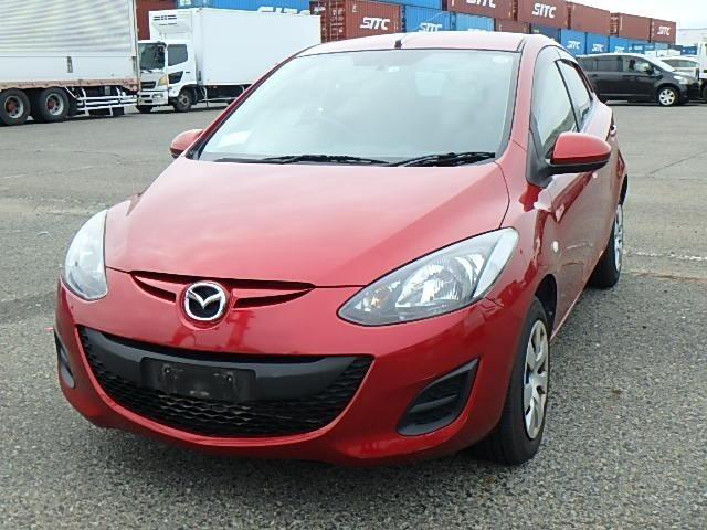 2014 Mazda Demio