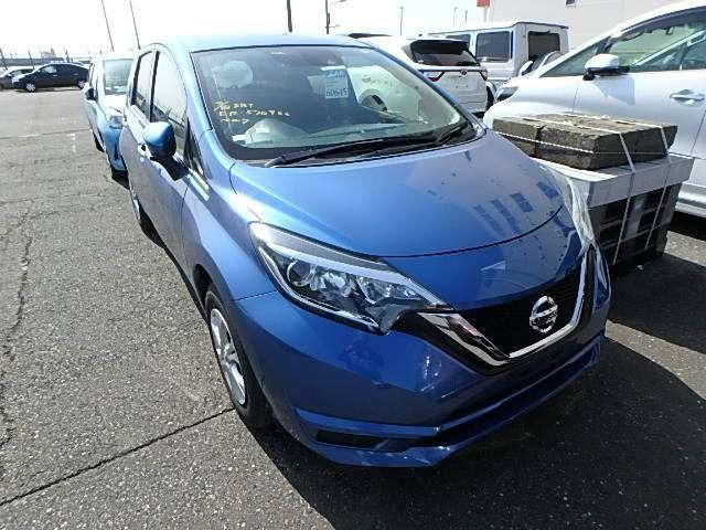 2018 Nissan Note