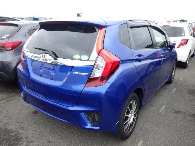 2015 Honda Fit Hybrid