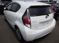 2016 Toyota Aqua Hybrid
