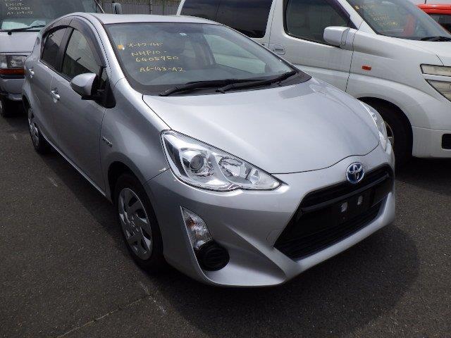 2015 Toyota Aqua Hybrid