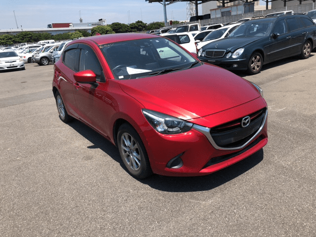 2015 Mazda Demio