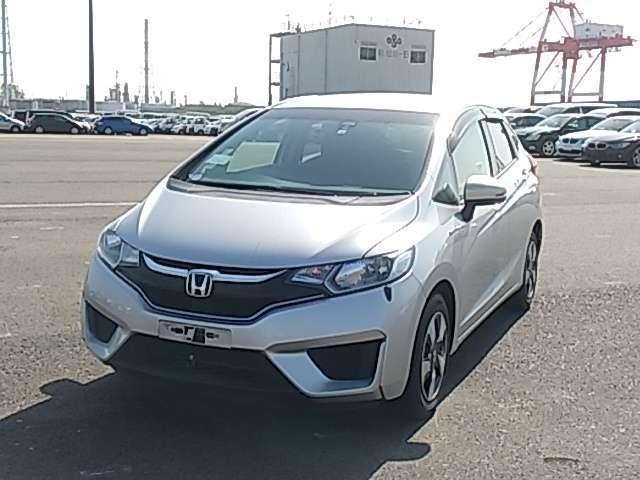 2016 Honda Fit Hybrid