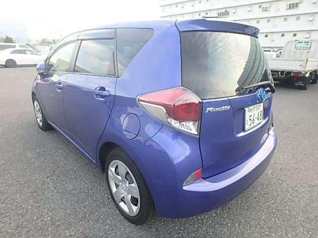 2016 Toyota Ractis